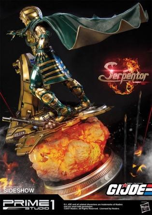 gijoe-serpentor-statue-prime1-studio -left rear