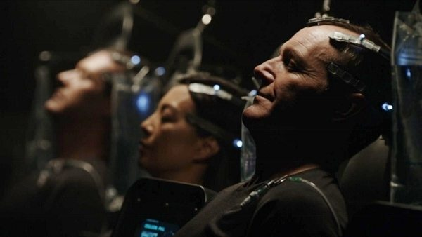 Agents of SHIELD Self Control review - SHIELD captive