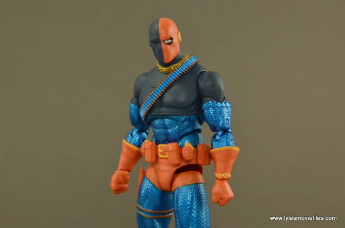 DC Icons Deathstroke the Terminator figure review -main pic