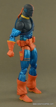 DC Icons Deathstroke the Terminator figure review -right side