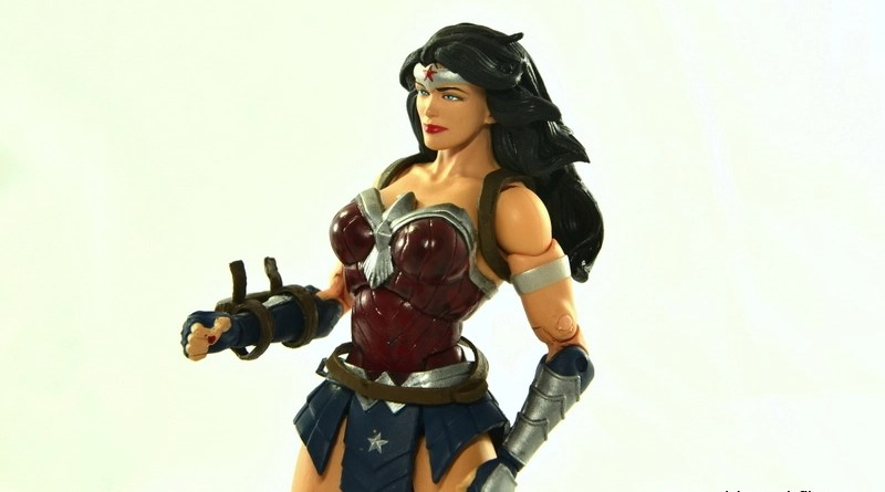 DC Icons Wonder Woman figure review -main