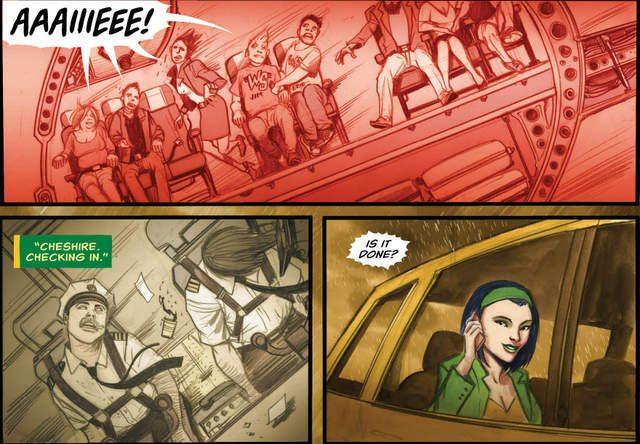 Green Arrow #21 interior art