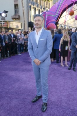 Guardians of the Galaxy Vol. 2 Hollywood premiere - Taika Waititi