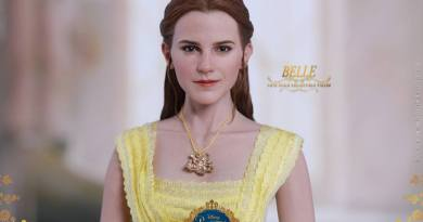 Hot Toys debuts Beauty and the Beast Belle figure