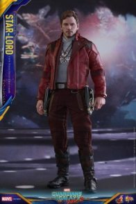 Hot Toys Guardians of the Galaxy Vol. 2 Star-Lord figure -straight
