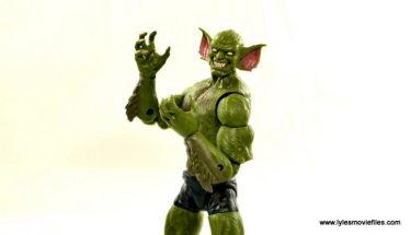 Marvel Legends Jackal figure review - main pic