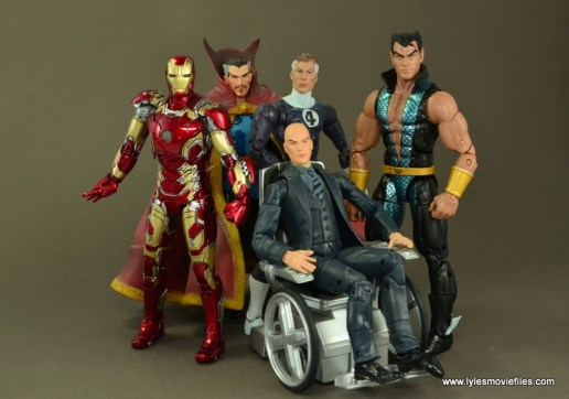 Marvel Legends Namor figure review - The Illuminati