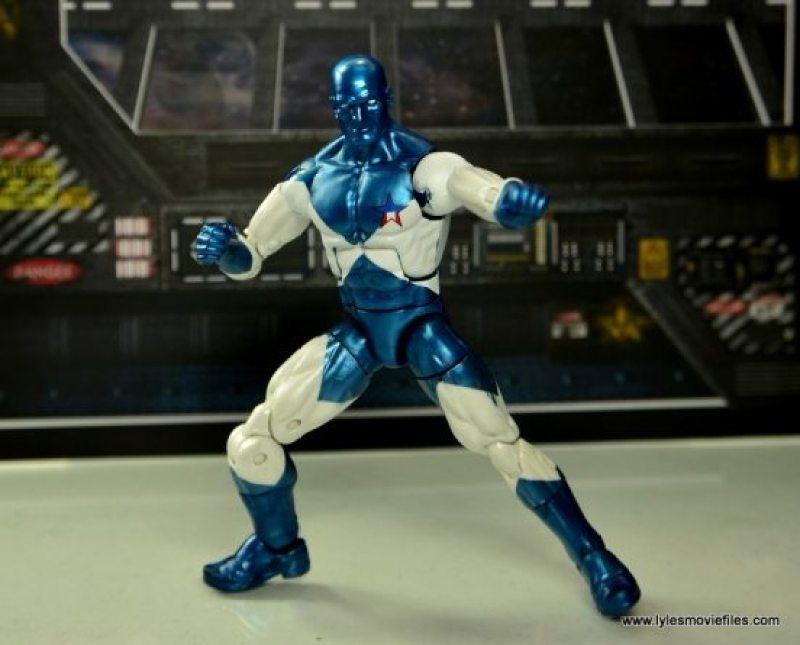 Marvel Legends Vance Astro figure review - battle ready