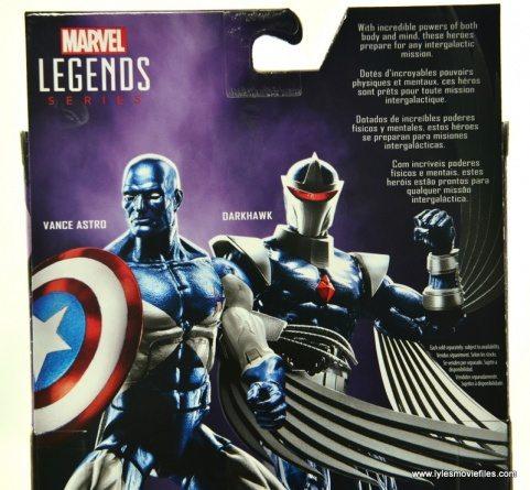 Marvel Legends Series Vance Astro//Captain America Secret Wars Hasbro