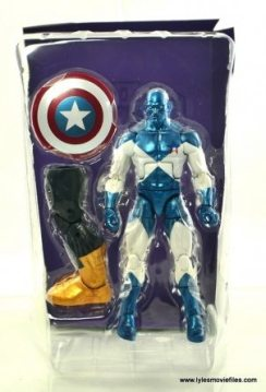 Marvel Legends Vance Astro figure review - in tray