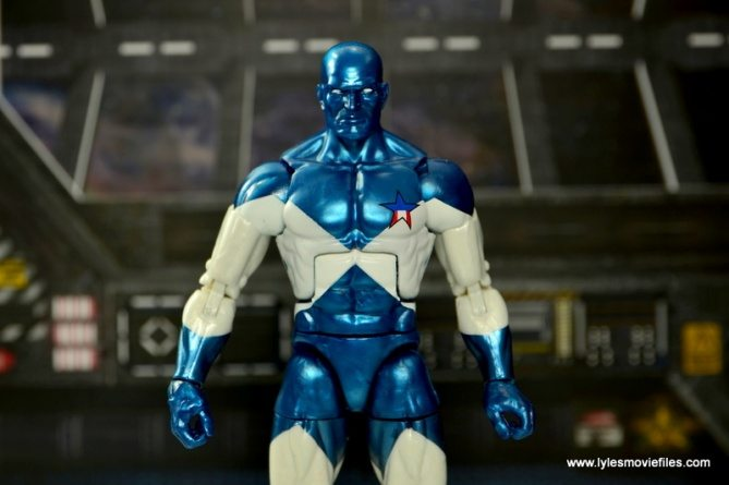 Marvel Legends Vance Astro figure review - main pic