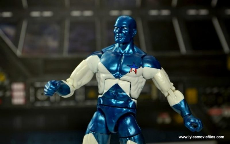 Marvel Legends Vance Astro figure review - wide