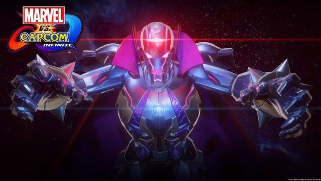 Marvel vs. Capcom Infinite - Ultron