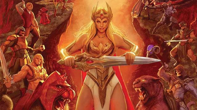 She-Ra and the Masters of the Universe
