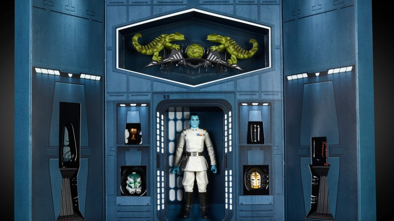 Star Wars Black Grand Admiral Thrawn - wide