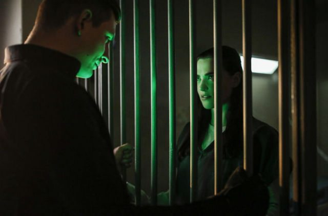Supergirl Luthors - Metallo and Lena