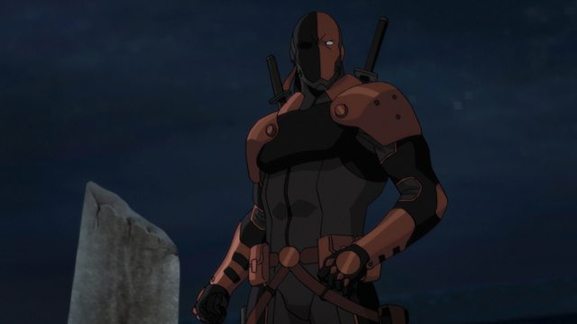 Teen Titans The Judas Contract - Deathstroke