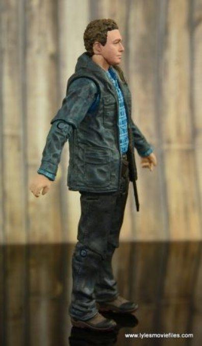 The Walking Dead Aaron figure review -right side