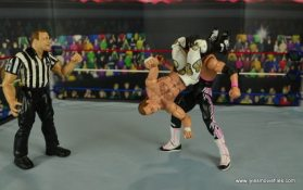 WWE Wrestlemania 12 Elite Shawn Michaels figure review - huricarana