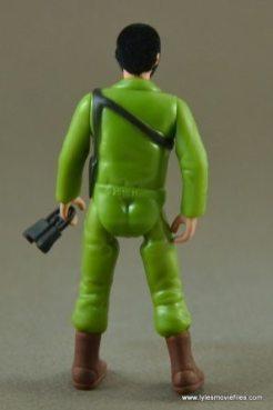 World's Smallest GI Joe figure - rear
