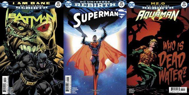DC Comics 4/5/17