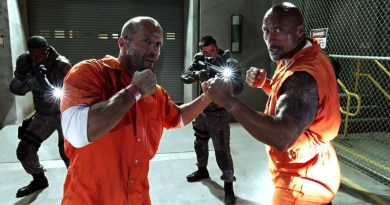Who should join Dwayne Johnson and Jason Statham in rumored Fast and Furious spin-off?