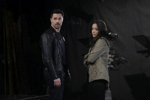 Agents of SHIELD All the Madame's Men - Ward and Daisy