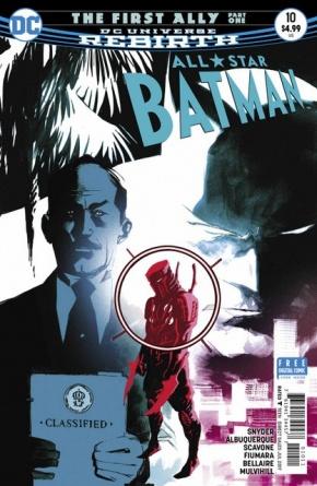 All-Star Batman #10 cover