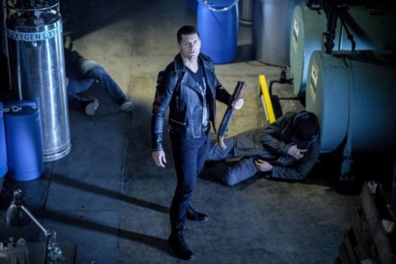 Arrow Honor Thy Father - Cody Rhodes as Derek Sampson