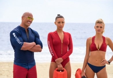 Baywatch movie review – not a bad day at the beach