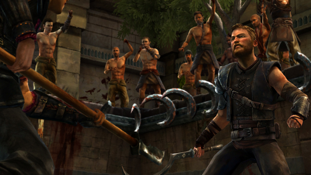 Game of Thrones A Telltale Game Series - Asher