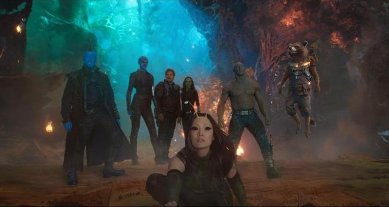 Guardians of the Galaxy Vol. 2 - Guardians of the Galaxy