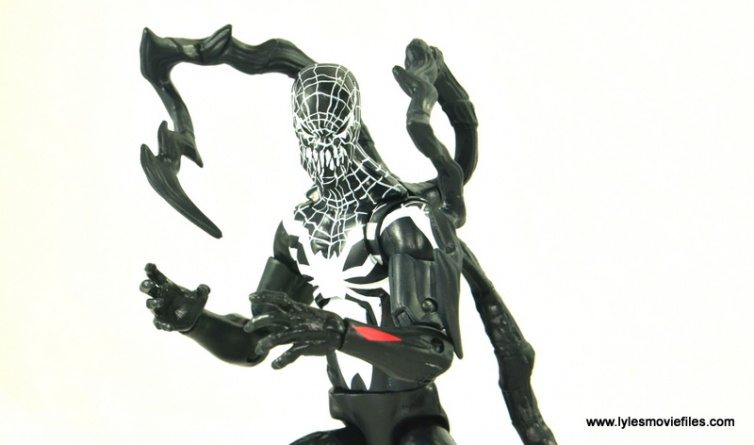 Marvel Legends Superior Venom figure review - main pic