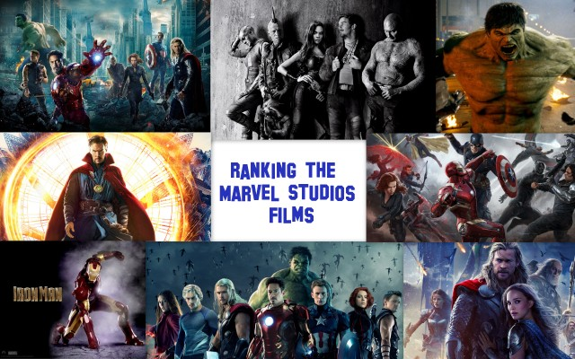Ranking the Marvel Studios movies from Iron Man to Black Panther