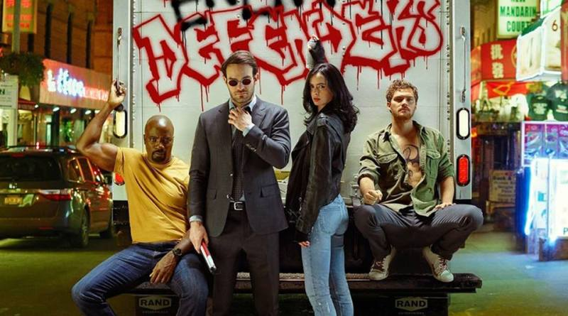 Marvel's The Defenders trailer - Luke Cage, Matt Murdock, Jessica Jones and Danny Rand