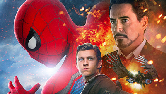 Spider-Man Homecoming trailer payoff poster main