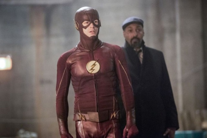 The Flash I Know You Are review - The Flash and Joe