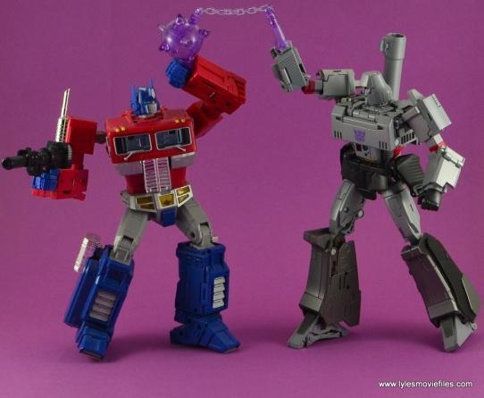 Transformers Masterpiece Megatron figure review -vs ...