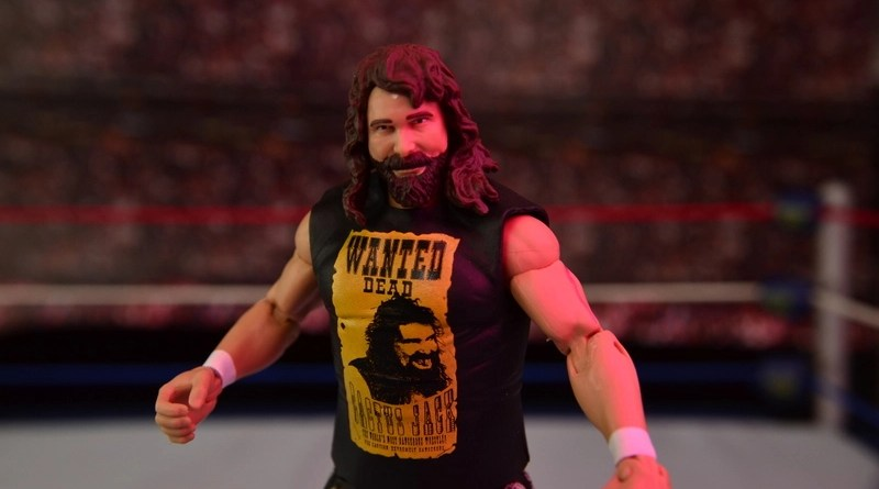 WWE Elite 48 Cactus Jack figure review -main pic