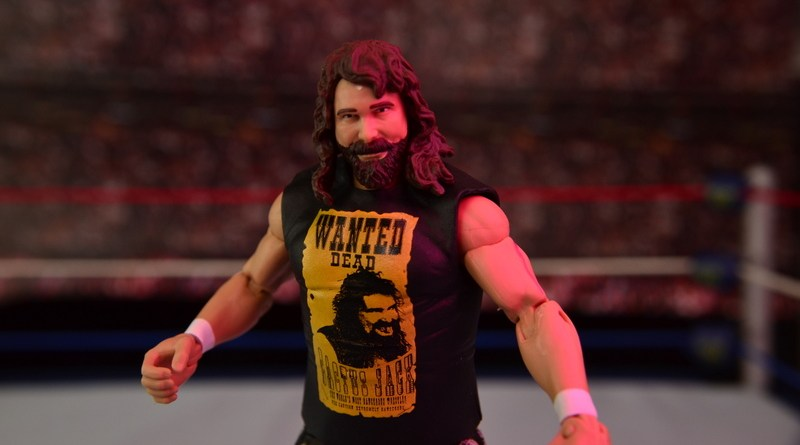WWE Elite 48 Cactus Jack figure review -main pic