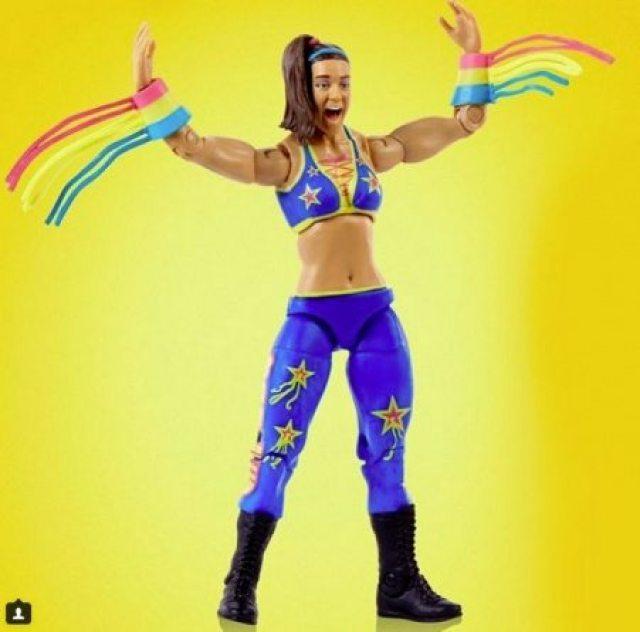 WWE NXT reveal Bayley
