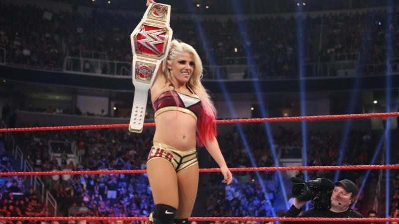 WWE Payback 2017 - Alexa Bliss