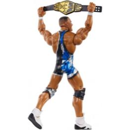 WWE TNF Series 3 Jason Jordan - holding NXT tag title back