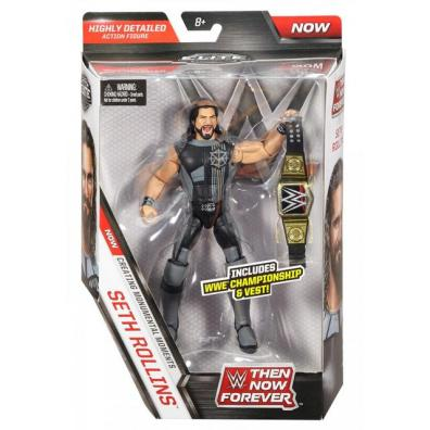 WWE TNF Series 3 Seth Rollins - in package