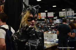 Awesome Con 2017 Day 2 cosplay - Batman Returns Catwoman