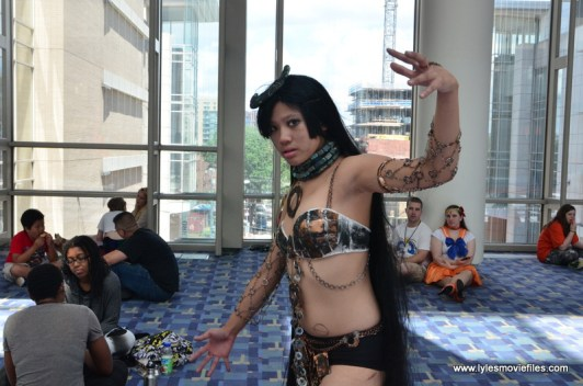 Awesome Con 2017 Day 2 cosplay - Enchantress