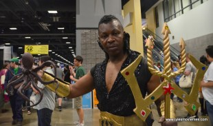 Awesome Con 2017 Day 2 cosplay - Namor wide