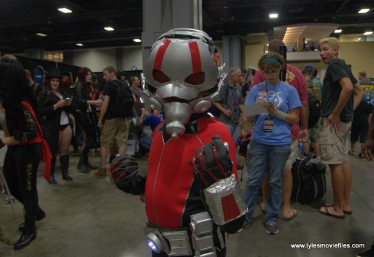 Awesome Con 2017 cosplay Friday -Ant-Man