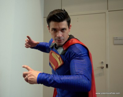 Awesome Con 2017 cosplay Friday -Man of Steel Superman