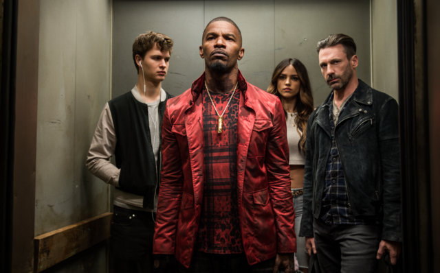 Baby Driver review - Baby, Bats, Darling and Buddy